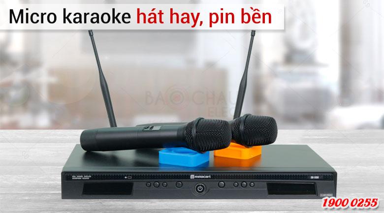 Micro không dây Relacart EU900MH