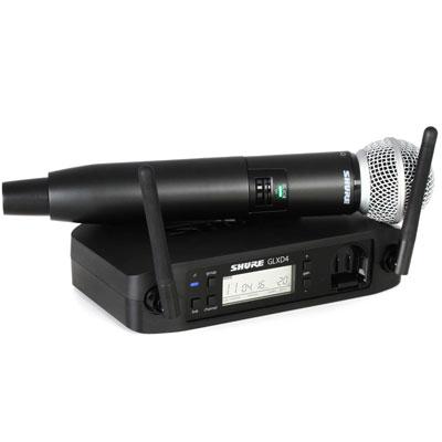 Bộ micro không dây Shure GLXD24A/SM58 (1mic)