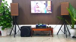 Lắp đặt dàn karaoke gia đình cao cấp tại Đà Nẵng