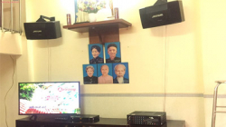 Lắp đặt dàn karaoke Jarguar cho gia đình cô Thuỷ (Tân Phú -TP.HCM)