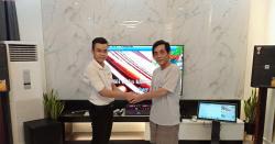 Lắp đặt dàn karaoke VIP của gia đình chú Toàn tại Quận 7 (TP.HCM)