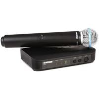 Bộ micro không dây Shure BLX24A/B58 (1 mic)