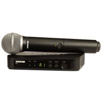 Bộ micro không dây Shure BLX24A/PG58 (1 mic)