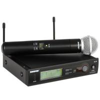 Bộ micro không dây Shure SLX24A/SM58 (1 mic)
