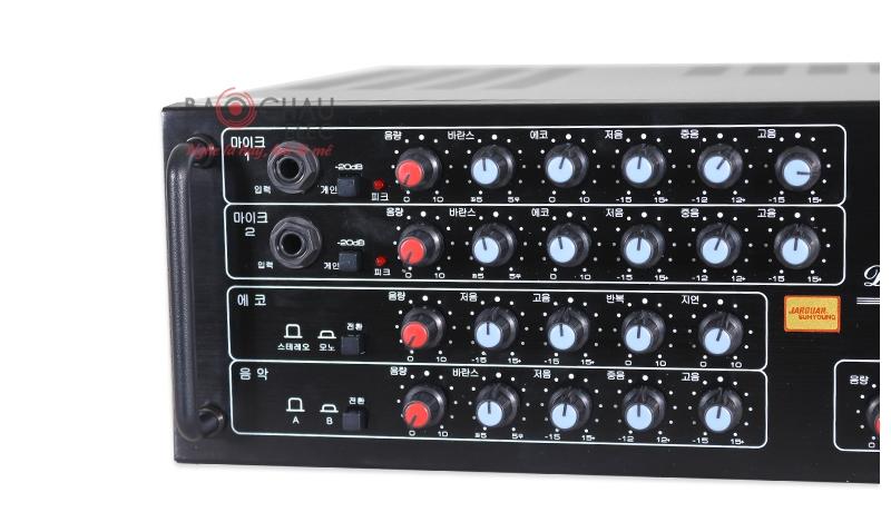 Amply Karaoke Jarguar PA-203 Limited Edition