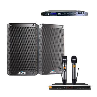 Dàn karaoke - Sân khấu Mini Alto 08