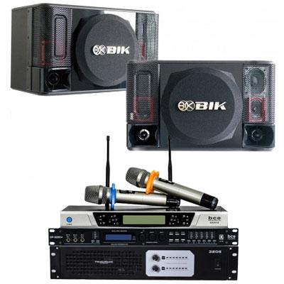 Dàn karaoke gia đình BC-T24GD