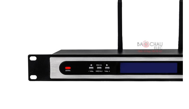 Micro không dây Paramax Platinum Pro8000 New