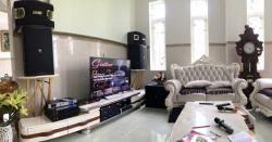 Lắp đặt dàn karaoke cao cấp cho anh Trí ở Thăng Bình - Quảng Nam