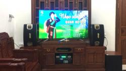 Lắp đặt dàn karaoke hay của gia đình anh Minh tại Yên Phong (BN)