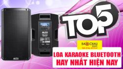 Top 5 loa karaoke bluetooth di động hay nhất hiện nay