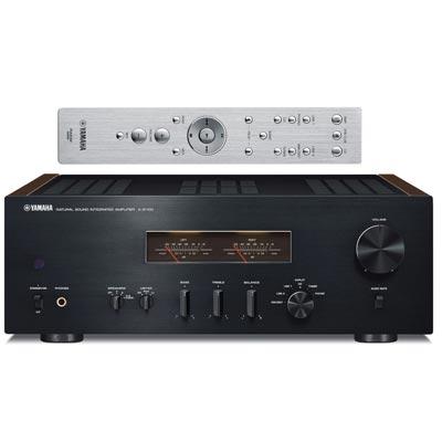 Amply nghe nhạc Yamaha A-S1100 (Đen)