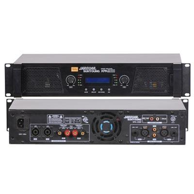 Cục đẩy công suất Jarguar Suhyoung XPA1500 (2CH)
