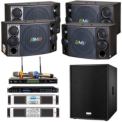 Dàn karaoke kinh doanh BC-BMB05