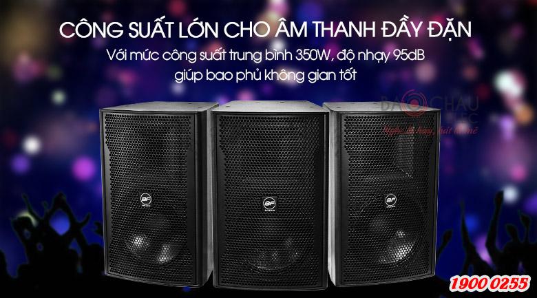 Loa BF audio CT-10 Công suất lớn cho phòng âm thanh đầy đặn