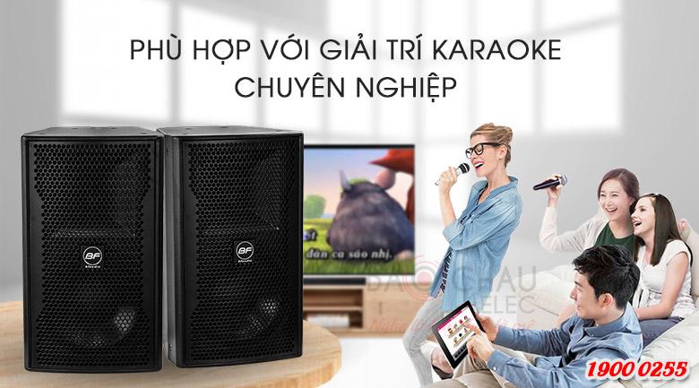 Loa BF audio CT-12 Phù hợp với giải trí karaoke chuyên nghiệp