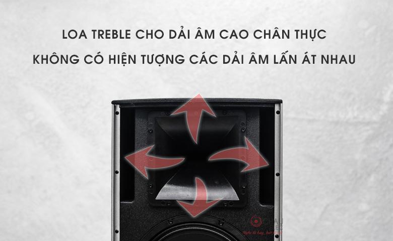 Loa Domus DP-8120 Loa treble cho âm thanh chân thực