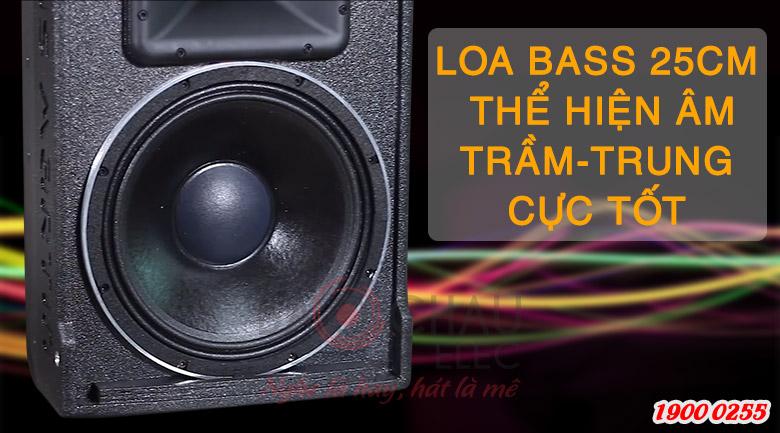 Loa Louis Martin Ktwo10 Loa bass 25cm thể hiện âm trầm - trung cực tốt
