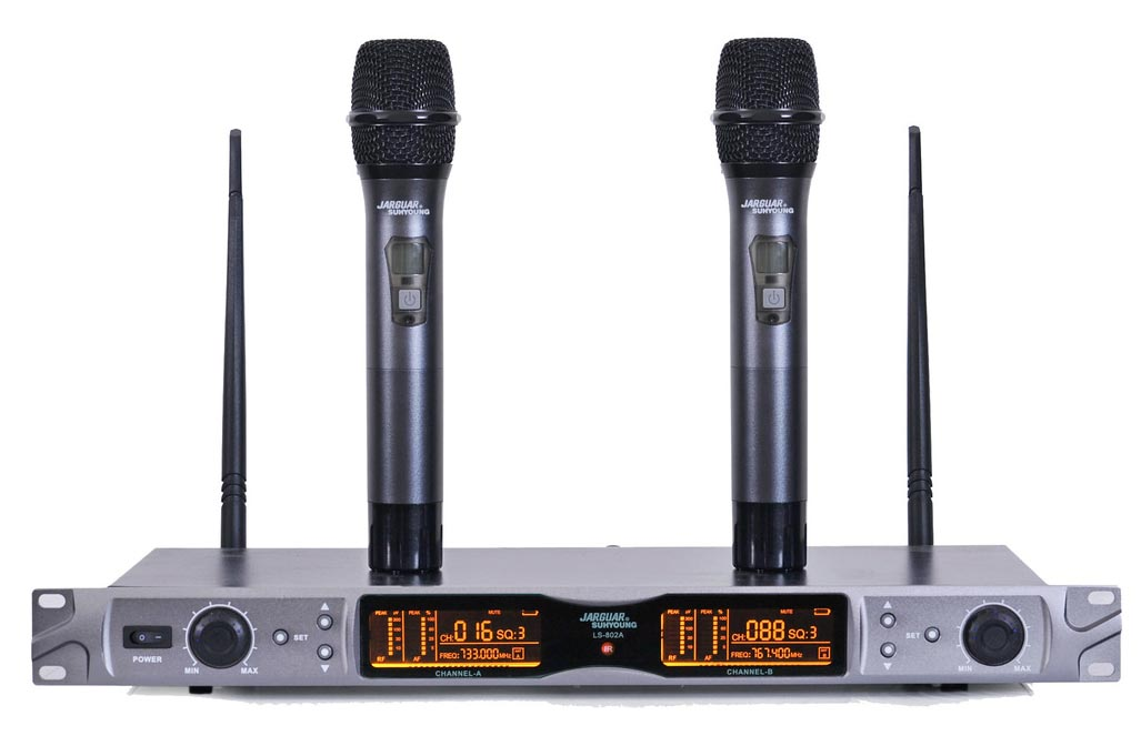 Micro không dây Jarguar Suhyoung LS-802A