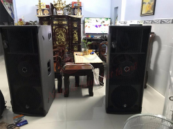 Lắp đặt dàn âm thanh công suất cao cho chú Ba gần 58 triệu tại Long An