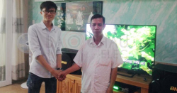 Lắp đặt dàn karaoke gia đình chú Tú - KDC Viet-Sing - Thuận An - Bình Dương