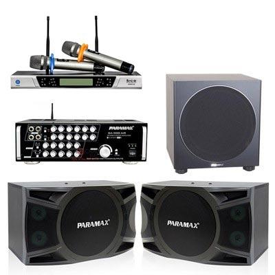Dàn karaoke gia đình Paramax BC-PRM06
