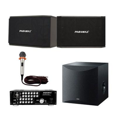 Dàn karaoke gia đình Paramax BC-PRM10