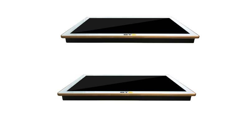 Đầu liền màn hình BTE S21650 (4TB) Công nghệ màn hình cảm ứng điện dung với kích thước lớn hơn