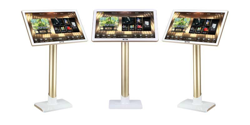 Đầu liền màn hình BTE S21650 (4TB) Thiết kế thông minh, tiện dụng