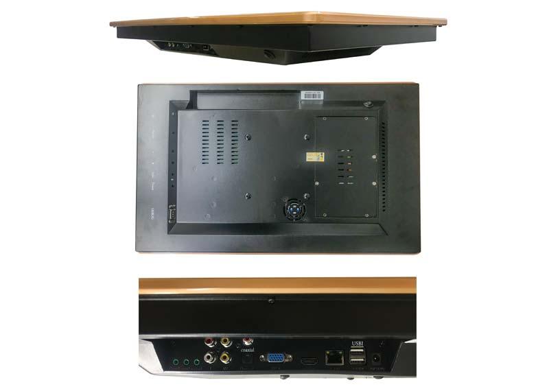 Đầu liền màn hình BTE S21650 (4TB) Thay đổi để tiết kiệm không gian và chi phí