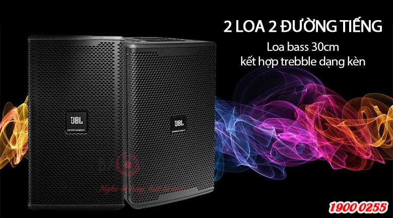Loa JBL KP052: Cấu hình loa karaoke chuyên nghiệp, mạnh mẽ