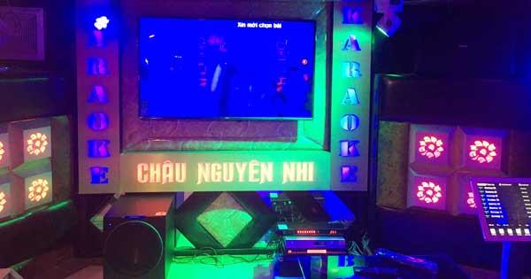 Lắp đặt dàn karaoke chuyên nghiệp hơn 58 triệu cho anh Trung ở Bãi Cháy (Quảng Ninh)