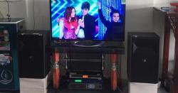 Lắp đặt dàn karaoke hay, giá rẻ cho gia đình anh Chuyên tại Bến Cát (BD)