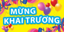 Thông báo khai trương siêu thị âm thanh Bảo Châu Elec Thanh Hóa