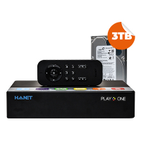 Đầu Hanet PlayX One 3TB