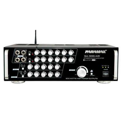 Amply Paramax SA-999 Air new (2CHx250W)