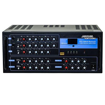 Amply Jarguar Suhyoung Pro-1506KM Bluetooth (4CHx150W)