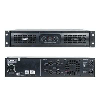 Cục đẩy công suất SAE CT6000 ver1 (2CHx600W)