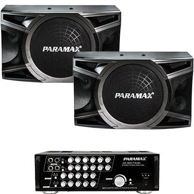 Dàn karaoke gia đình Paramax BC-PRM11