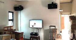 Dàn karaoke gia đình hơn 30 triệu của anh Tân ở Mê Linh (Hà Nội)