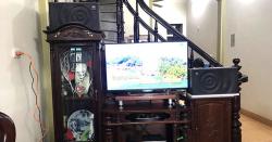 Dàn karaoke hơn 24 triệu của gia đình chú Mạnh tại Long Biên (Hà Nội)