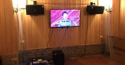 Dàn karaoke JBL cao cấp của gia đình anh Linh ở Hoài Đức (Hà Nội)