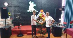 Lắp đặt dàn âm thanh liền công suất Alto cho club An Hải Đông - Đà Nẵng