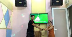 Lắp đặt dàn karaoke BMB hơn 30 triệu cho gia đình chị Ánh Phi - Đồng Nai