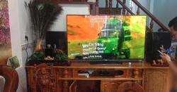 Lắp đặt dàn karaoke gia đình hơn 20 triệu cho anh Sơn - Biên Hòa