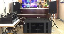 Lắp đặt dàn karaoke VIP hát cho nhau nghe của anh Tuấn ở Thái Nguyên