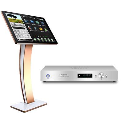 Combo VietKTV HD Plus 4TB + Màn hình 22inch