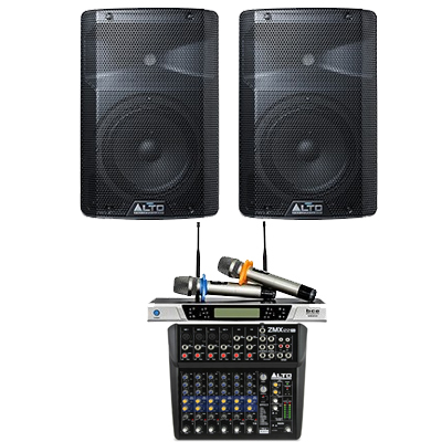 Dàn karaoke - Sân khấu Mini Alto 05