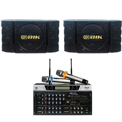 Dàn karaoke gia đình BC-BIK05