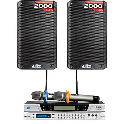 Dàn karaoke gia đình BC-T49GD